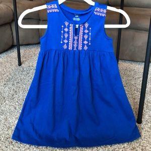 Carter's Dresses - Carter's gauzy dress, size 4/5, worn once